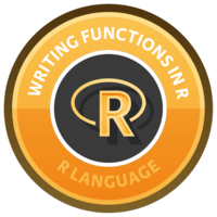 Writing functions in R
