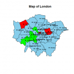 Working with Shapefiles in R Exercises