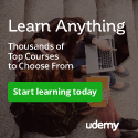 Udemy Discounts: All Courses $10 until Friday